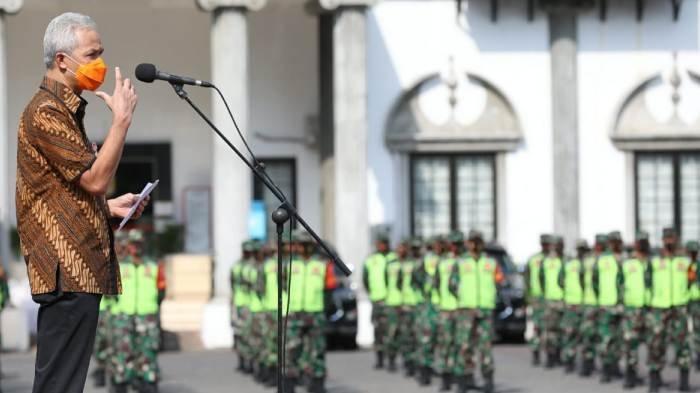 Wakil Ketua DPRD Kota Tegal Gelar Konser Dangdut, Gubernur Jateng Tegur Dedy Yon Supriyono