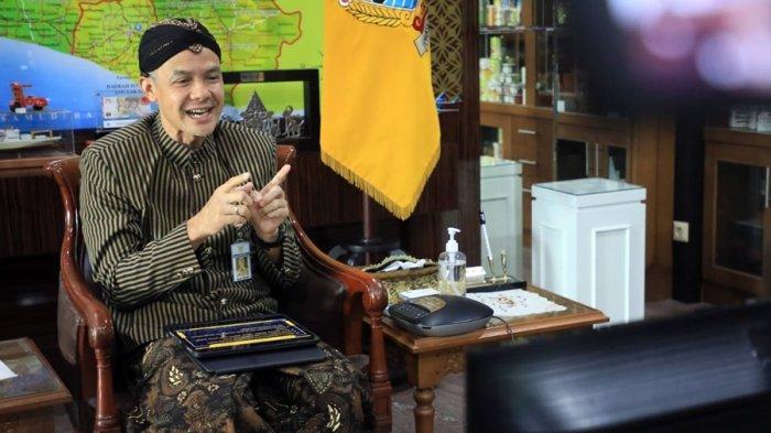 Gubernur Jateng Memaknai Hari Bumi: Perlu Kearifan Mengelola Hingga Memulihkannya