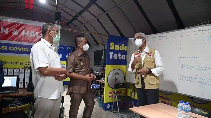 Gubernur Ganjar Puji Kesiapan Kebumen Terapkan PPKM Darurat: Ada Call Center 24 Jam setiap Hari