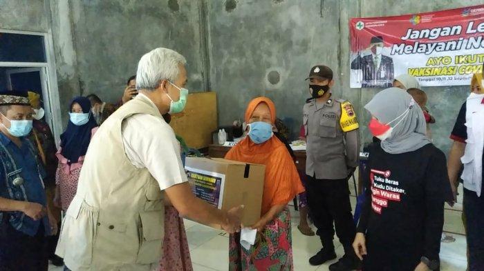 Ganjar Disebut Gubernur Jateng Pertama yang Kunjungi Pulau Parang Karimunjawa