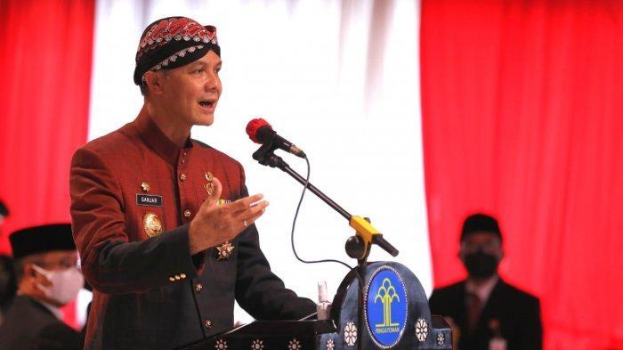 Bupati Banjarnegara Ditahan KPK, Gubernur Ganjar: Pemerintahan Tidak Boleh Terganggu