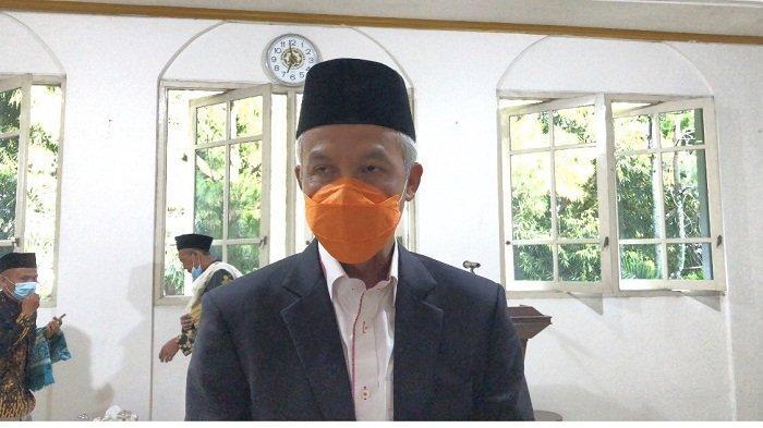 Ini Kata Ganjar soal Tak Diundang di Acara PDIP Jateng lantaran Dinilai Berseberangan dengan Partai