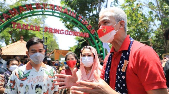 Tipes Solo Jadi Kelurahan Damai, Ganjar: Bisa Digabungkan dengan Program Desa Inklusif