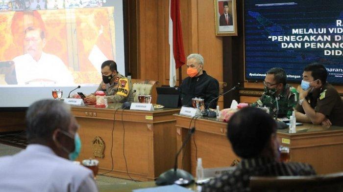 Usul ke Pusat, Ganjar Minta PPKM Dilakukan di Seluruh Kabupaten/Kota di Jawa Bali: Lebih Efektif