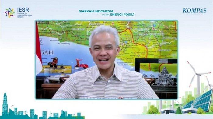 Jateng Kembangkan PLTS Apung di Waduk, Siap Suplai Listrik 723 MW