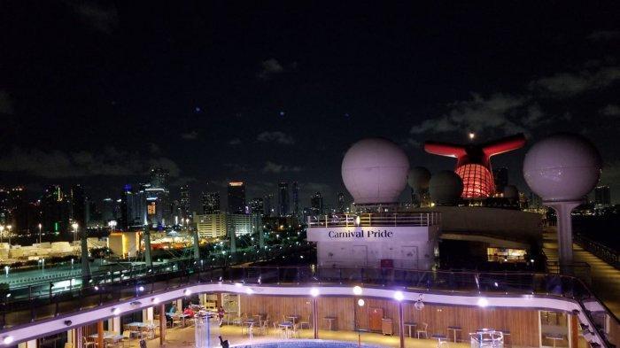 Cerita Kru Kapal Pesiar asal Banyumas, Lockdown Sebulan di Kapal, Sampai Rumah Dikarantina Pemdes