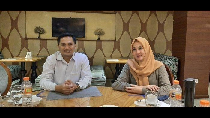 Artis Dina Lorenza Bakal Dampingi Gun Gun Gunawan Maju di Pilkada 2020 Kabupaten Bandung