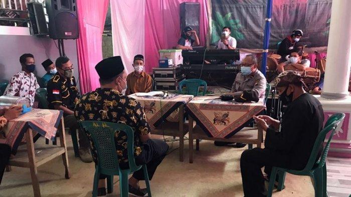 Lagi, Acara Hajatan Dibubarkan Petugas Satpol PP Karanganyar, Yophy: Tidak Taat Aturan PPKM