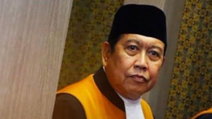 Sempat Jalani Perawatan di RS Akibat Covid-19, Hakim MA Dudu Duswara Tutup Usia
