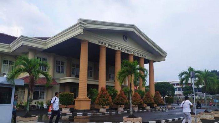 KABAR DUKA - Bayi Tujuh Bulan Meninggal di RSMS Purwokerto, PDP Asal Jeruklegi Cilacap