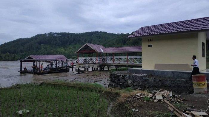 Angkutan Air Sungai Serayu Diuji Coba 20 Juni 2021, Dishub Banyumas Libatkan Perahu Warga