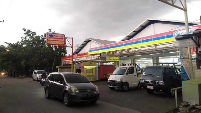 Maling Satroni Minimarket di Tlogosari Wetan Kota Semarang, Gagal Bobol ATM Gara-gara Alarm Berbunyi