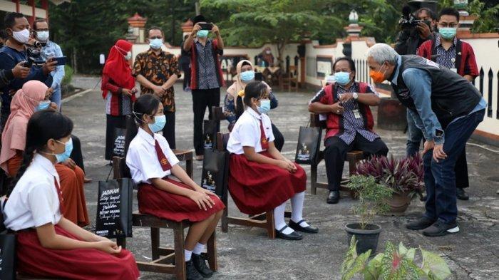 Kado Istimewa Gubernur Ganjar Pranowo Buat Qotrunada, Desanya di Magelang Kini Terakses Internet