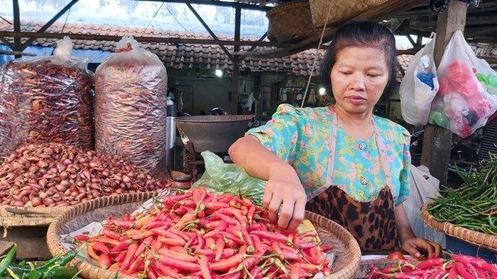 Ayam Geprek Terpaksa Dijual Rp 10 Ribu, Imbas Tingginya Harga Cabai di Tegal