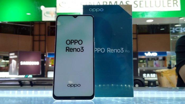 Sudah Tersedia di Gerai Ponsel, Ini Harga dan Spesifikasi Oppo Reno3 Pro