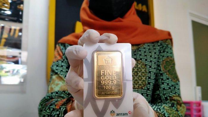Harga Emas Antam di Pegadaian Pagi Ini, Senin 30 Agustus 2021: Rp 989.000 Per Gram