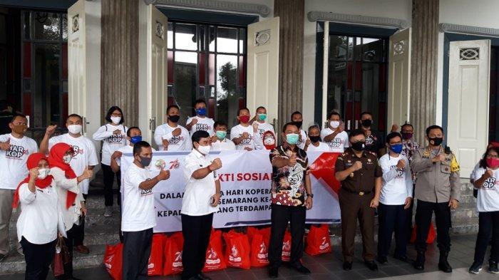 17 Koperasi Ajukan Relaksasi Karena Pandemi, Dinkop UMKM Kota Semarang Fasilitasi Ini