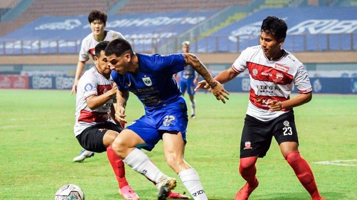 Rivalitas Klasik Tersaji Besok Malam, Persebaya Surabaya Vs PSIS Semarang, Imran: Ibarat Laga Final