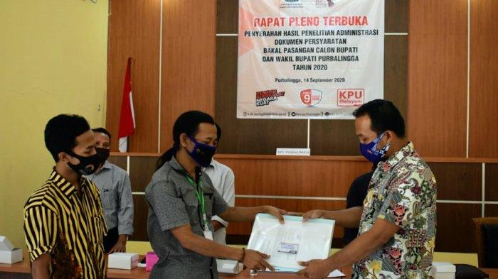 Dua Bakal Paslon Kepala Daerah di Purbalingga Lolos Tes Kesehatan, 23 September Penetapan