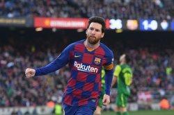 Hattrick Lionel Messi Akhirnya Pecah Telur Setelah Hampir 400 Menit Tanpa Gol di Barcelona