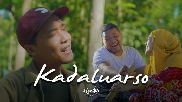 Cara Lain Hendra Kumbara Rayakan Ulang Tahun, Merilis Lagu Berjudul Kadaluarso, Begini Ceritanya