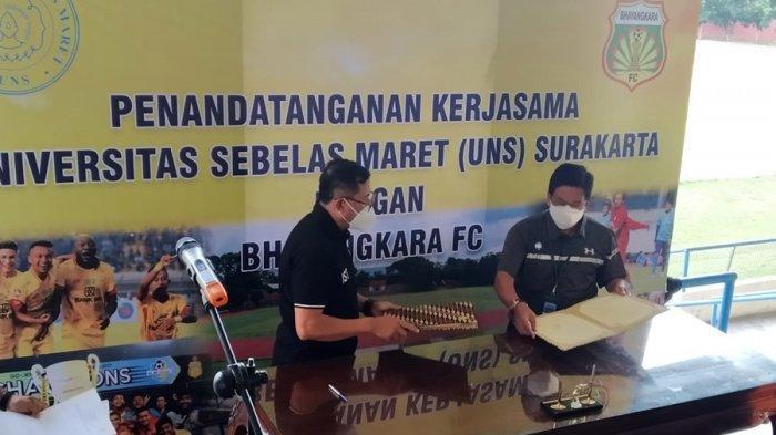 Bhayangkara FC Resmi Boyongan, Homebase The Guardian di Stadion Manahan Solo