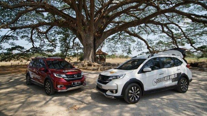 Makin Murah! Selain DP Nol Persen, Ada Diskon untuk Honda BR-V di Setiap Diler Honda di Jawa Tengah