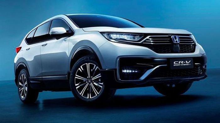 Honda Kenalkan CR-V PHEV, Mobil Irit BBM: 1 Liter Untuk 90 Km