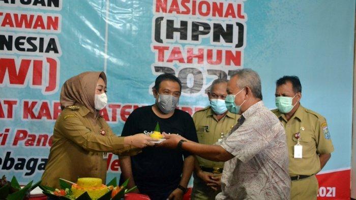 Tasyakuran Hari Pers Nasional di Purbalingga, Begini Komentar Bupati Dyah Hayuning Pratiwi