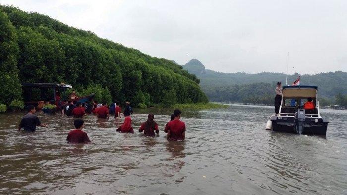 Pesisir Pantai Kebumen Dipagari Hutan Mangrove, Tagana: Bisa Menahan dan Memecah Gelombang Tsunami