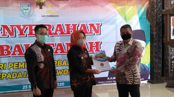 IAIN Purwokerto Bangun Kampus Baru di Purbalingga, Gunakan Tanah Hibah Pemkab di Desa Karangjengkol