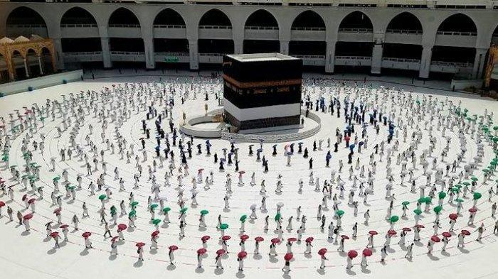 Alasan Kesehatan, Pemerintah Batalkan Pemberangkatan Jemaah Haji 2021