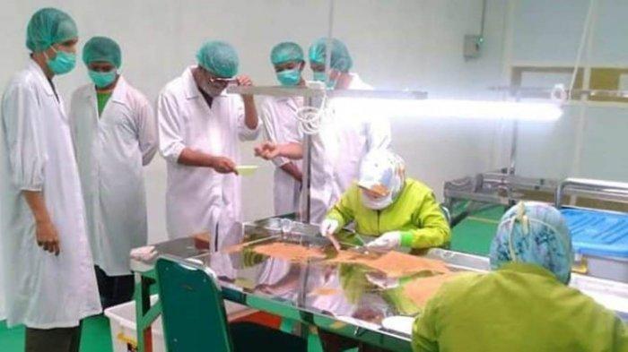 Ekspor Produk Kini Bisa Lebih Masif, Dua IKM di Purbalingga Ini Sudah Kantongi Sertifikat HACCP