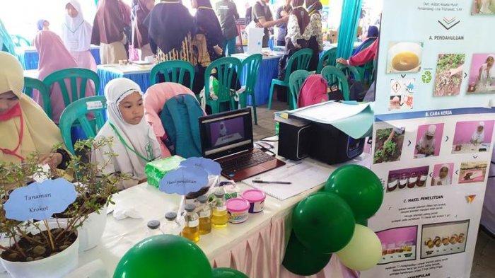 Ilmuwan Cilik dari Seluruh Indonesia Beradu dalam Air Force Fair 2020 di Purwokerto