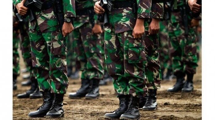 Ratusan Anggota TNI Positif Covid-19, Siswa Secapa Angkatan Darat di Bandung