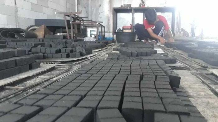 Bahan Baku Briket Arang di Jateng Mulai Langkah, Sejumlah Perusahaan Memilih Tutup