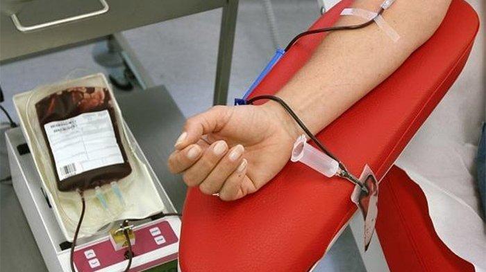 PMI Demak Kekurangan Stok Darah, Stok Darah Golongan AB Tersisa 5 Kantong