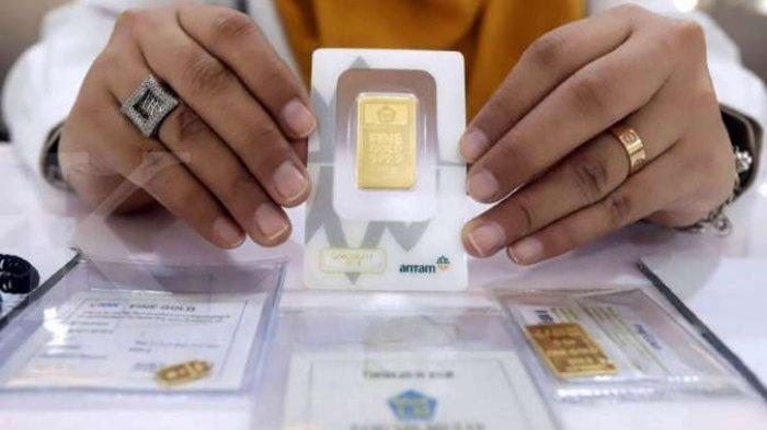 Harga Emas Antam di Pegadaian Pagi Ini, Selasa 2 Februari 2021 Rp 1.932.000 Per 2 Gram