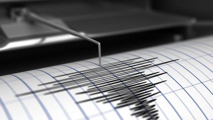 Gempa Magnitudo 5,0 Guncang Gunungkidul, Getaran Terasa di Pacitan Hingga Trenggalek