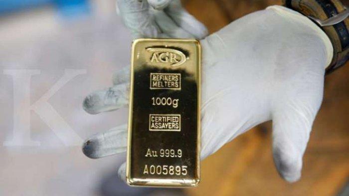 Harga Emas Antam di Pegadaian Pagi Ini, Jumat 8 Januari 2021 Rp 1.965.000 Per 2 Gram