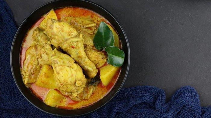 Resep Kari Ayam Kampung, Sajian Spesial saat Lebaran