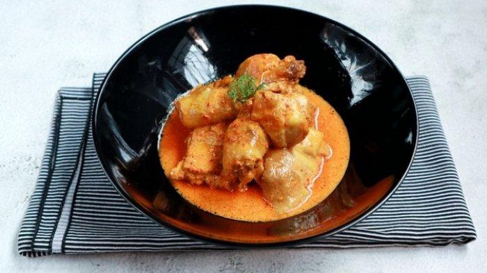 Resep Kari Lontong, Mudah Disiapkan sebagai Hidangan Lebaran Nanti