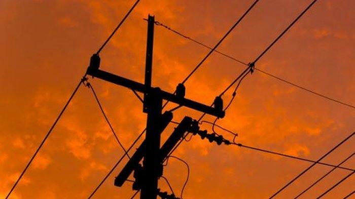 Benang Layangan Nyangkut di Kabel PLN, Listrik di Wonogiri Mati 3,5 Jam