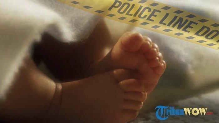 Mayat Bayi Masih Berplasenta Ditemukan Mengambang di Saluran Air di Tosaran Kabupaten Pekalongan