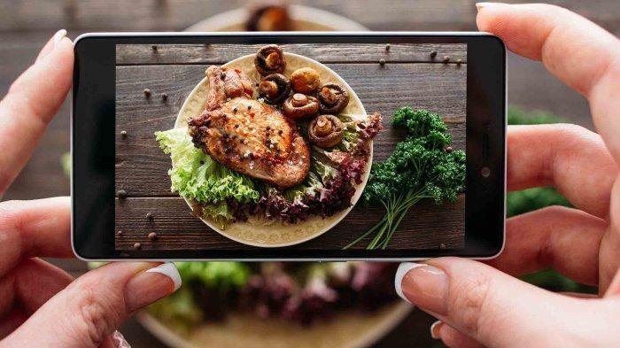 Ingin Hasil Foto Produk Makanan Lebih Menarik? Berikut 5 Tips Memotret Pakai Ponsel