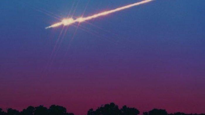 Viral Penampakan Meteor di Atas Gunung Merapi Yogyakarta, Begini Kata Astronom Amatir