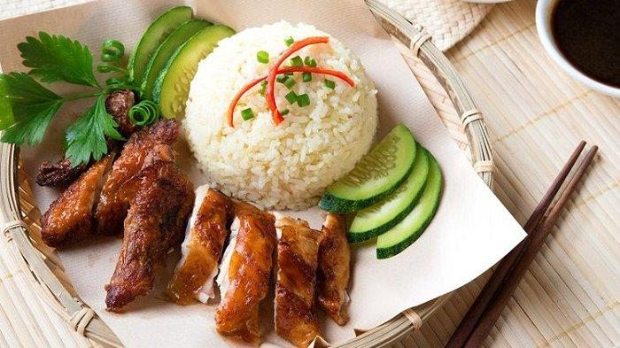 Hanya Dimasak di Rice Cooker, Nasi Ayam Jamur Ini Bisa Jadi Menu Sahur Praktis. Ini Resepnya