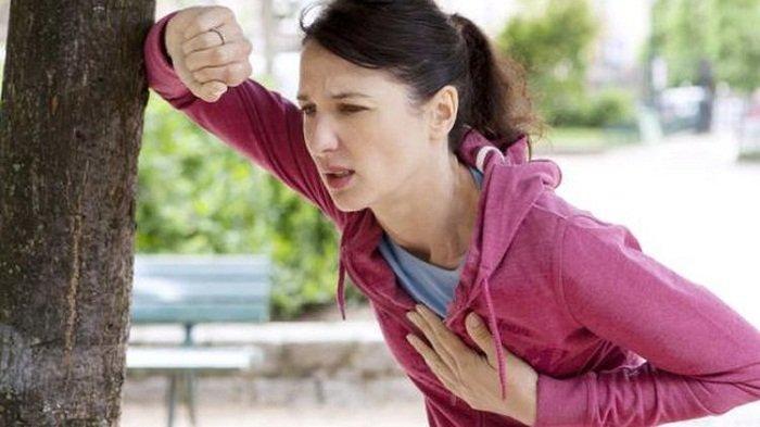 Wanita, Jangan Sepelekan Batuk dan Demam Berulang. Bisa Jadi Gejala Serangan Jantung