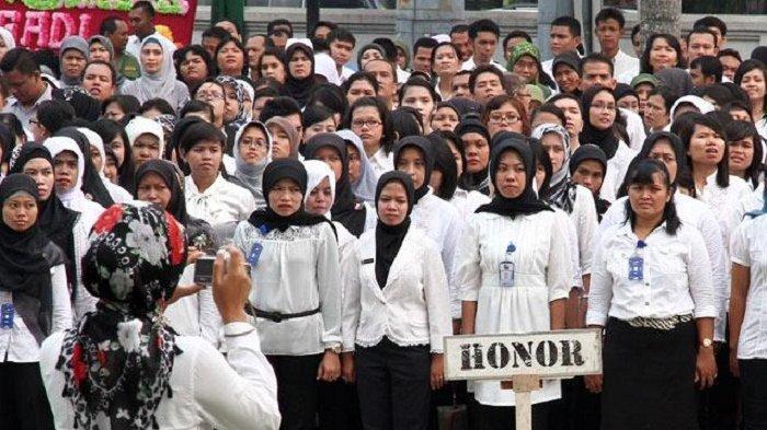 Bagaimana Nasib Pegawai Honorer Saat Pemerintah dan DPR Sepakat Akan Menghapuskannya?