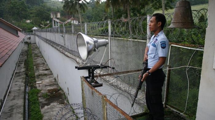 Bahar bin Smith Tempati Penjara Super Maximum Security Nusakambangan, Satu Sel Satu Orang